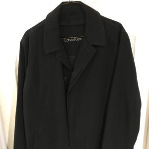 Calvin Klein - Overcoat thermal lining